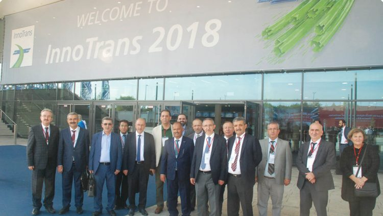 Innotrans 2018 Fuarına TCDD Damgası