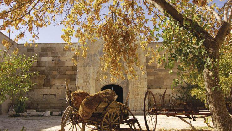 Anadolu'nun Ticaret Durakları: Kervansaraylar