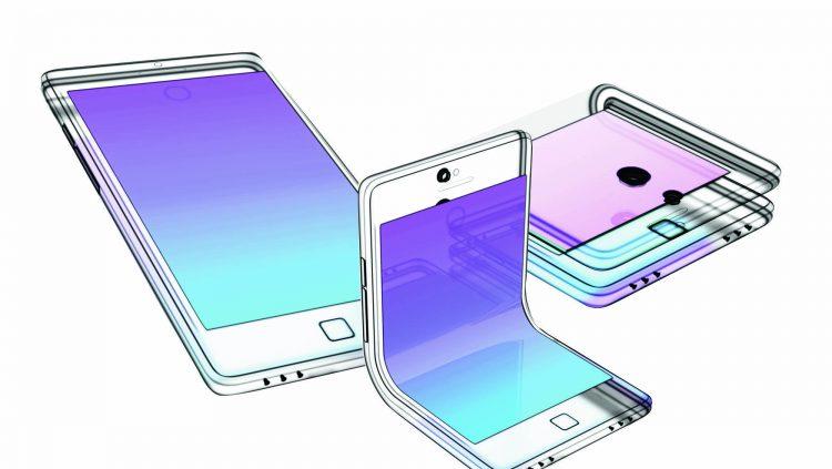 Katlanabilir Telefonlar Hayatımıza Giriyor