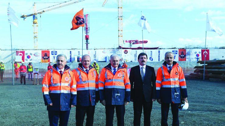 Çanakkale Köprüsü 2022'de Tamamlanacak