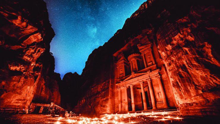 Bir Kumtaşı Mucizesi: Petra