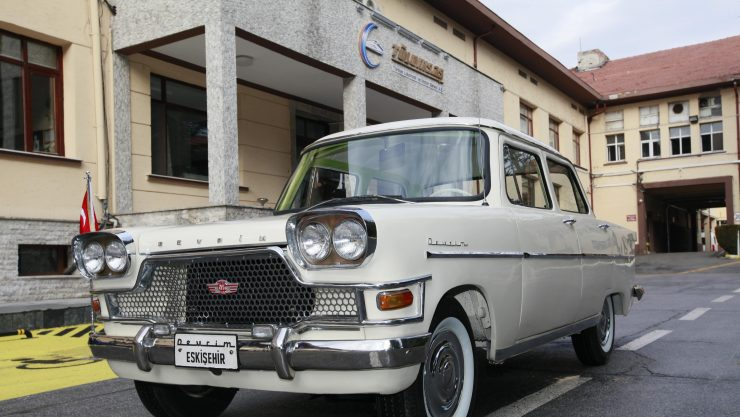 Eskişehir ve Devrim Otomobili