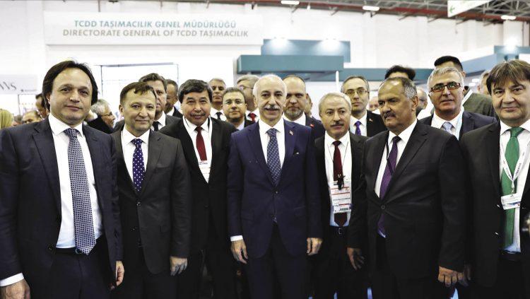 Dünya Demiryolu Sektörü İzmir'de Buluştu