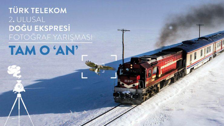 Türk Telekom Tam O An 2. Ulusal Doğu Ekspresi Fotoğraf Yarışması Sonuçlandı