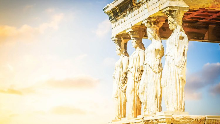 Atina ve Akropolis Antik Kenti