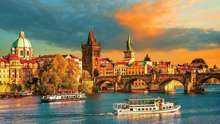 Ortaçağ'ın Görkemli Sahnesi: Prag