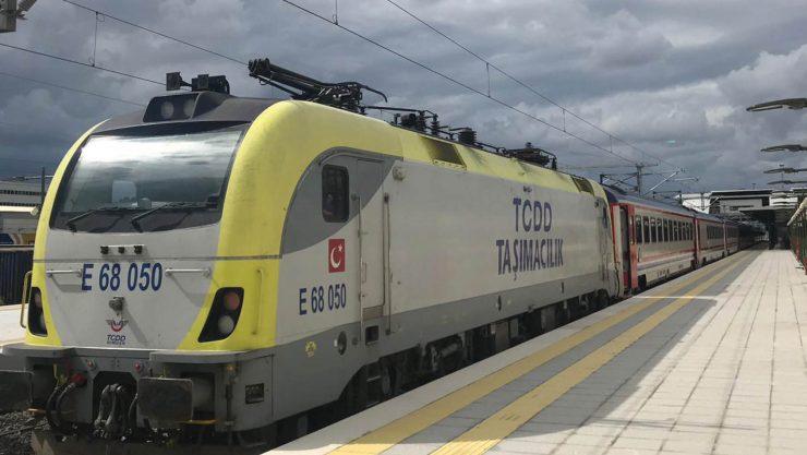 Efsane Tren Yeniden Raylarda