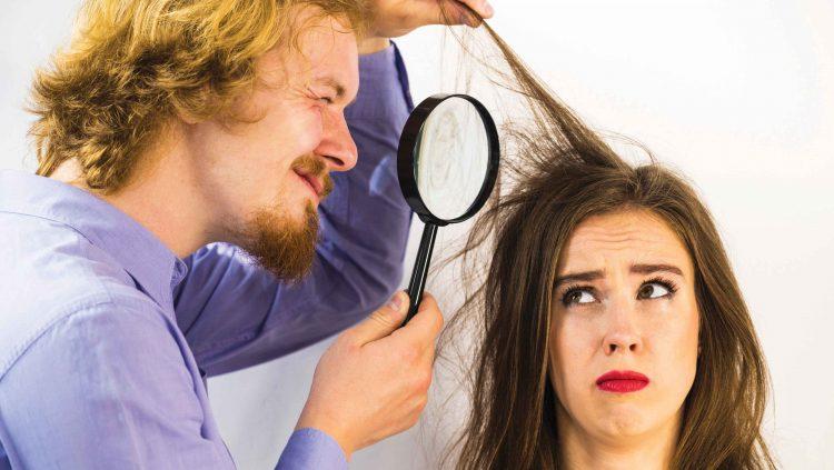 Saç Köklerine Hayat Verin