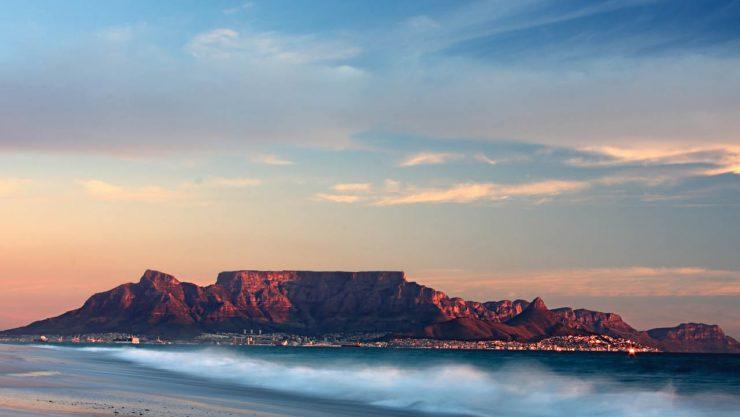 Cape Town ve Masa Dağı