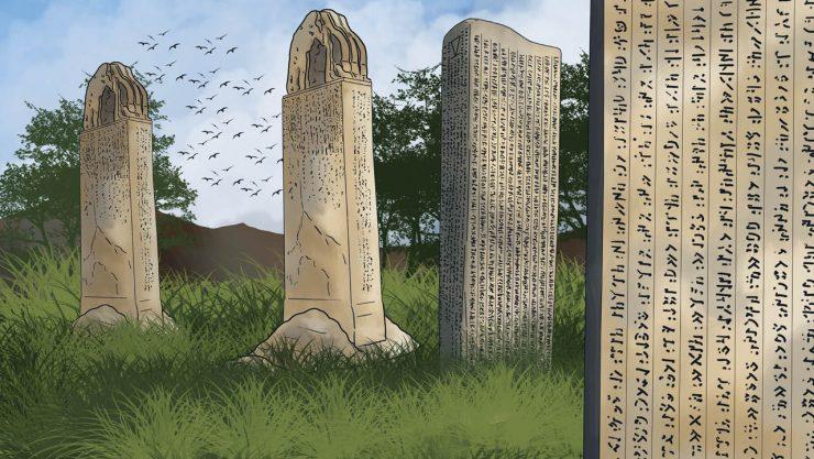 Türk Kimliğinin İzleri: Göktürk Yazıtları