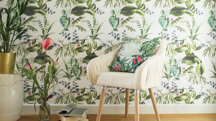 Duvar Kağıtlarıyla Evinizde İstediğiniz Kültürü Yansıtın