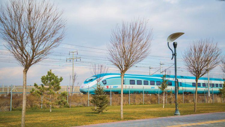 Demiryolunda Teknoloji Zamanı