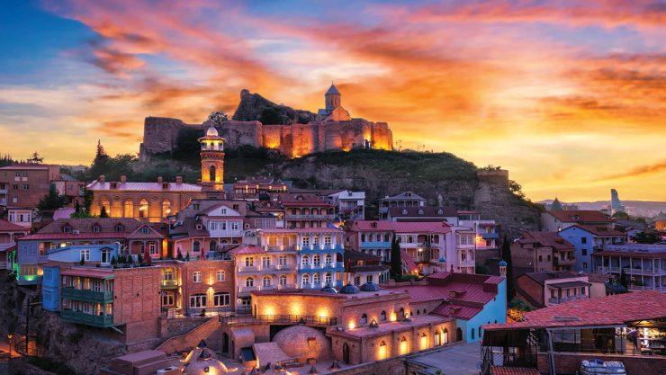 Güney Kafkasya'dan Esen Rüzgar: Tiflis