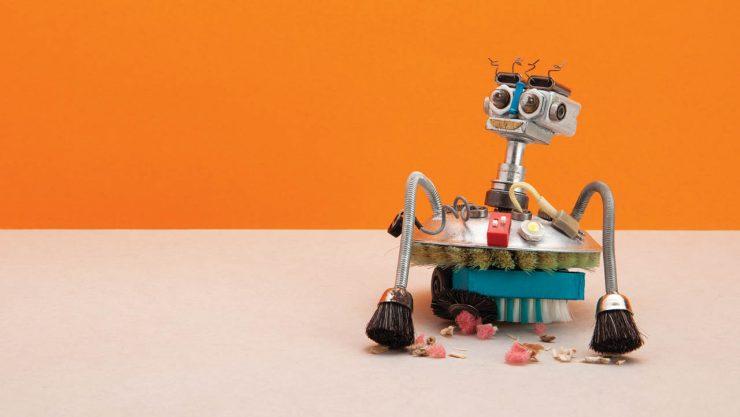 Evlerin Yeni Yardımcısı: Robot Süpürgeler
