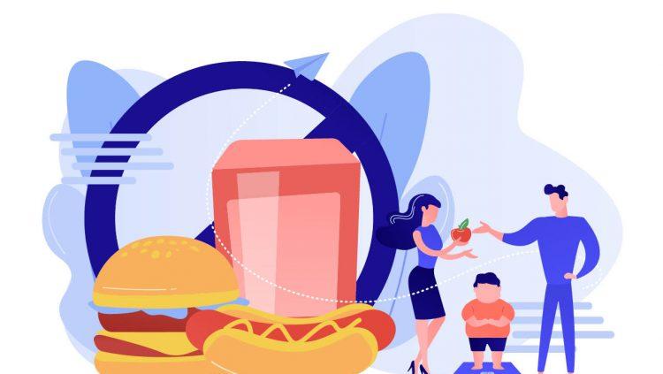 En Büyük Üç Tehlike: Obezite, Stres, Sigara